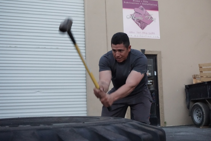 LuisSledgehammer