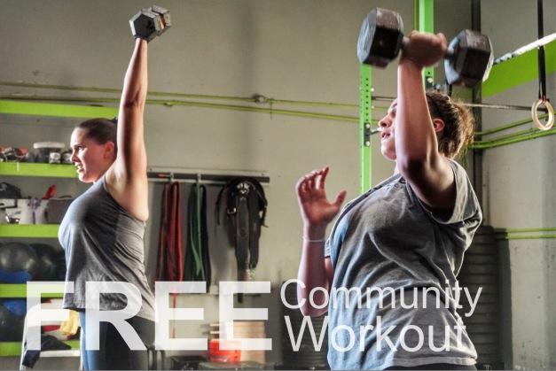 FreeCommunityWorkoutBriNicole
